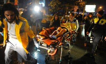 Подозреваемым в теракте в стамбульском клубе назвали выходца из Узбекистана