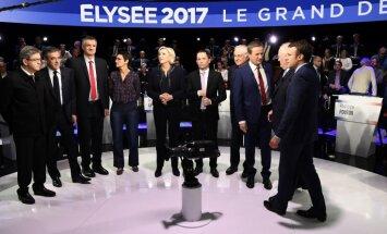 Что нужно знать о кандидатах на выборах президента Франции