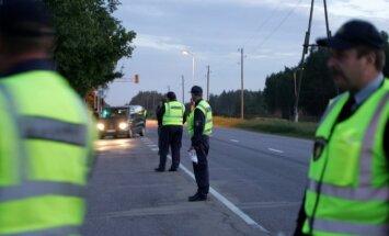 Policija pastiprināti uzraudzīs drošību festivālā 'Positivus' un satiksmi uz Tallinas šosejas