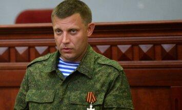 Ukrainas prokrieviskie kaujinieki oktobrī sola rīkot vēlēšanas