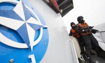 NATO arī turpmāk solās rūpīgi sekot līdzi Baltijas jūras reģionā notiekošajam