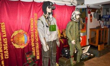 ФОТО: Новый аттракцион в Даугавпилсе — бункер, набитый советскими артефактами