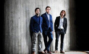 Noklausies grupas 'Sigma' pirmo singlu 'Dionīss' no gaidāmā debijas albuma!