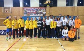 Siguldas badmintonisti atkārtoti uzvar Latvijas čempionātā klubu komandām