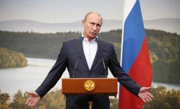 Putins: pareizticīgo baznīca ir dabisks sabiedrotais Kremļa ietekmes izplatīšanā