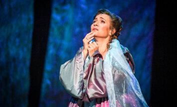 Foto: Džuzepes Verdi operas 'Masku balle' brīvdabas oriģināliestudējums