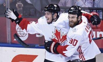 Kanādas izlasē iekļauti 18 NHL hokejisti
