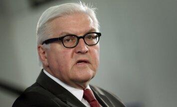 Vācija: Baltijas valstis var paļauties uz NATO un ES