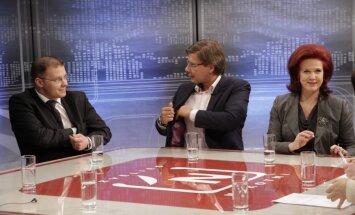 Aptauja: samazinājies atbalsts 'Vienotībai', 'Saskaņai' un ZZS; pieaug 'No sirds Latvijai' popularitāte