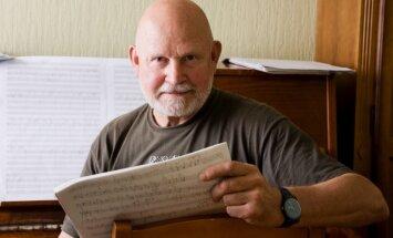 Rudens kamermūzikas festivāla noslēgumā – Pētera Vaska jaunā albuma prezentācija