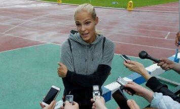 No Rio olimpiskajām spēlēm izslēdz vienīgo 'legālo' Krievijas vieglatlēti