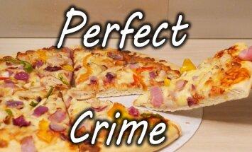 На праздниках пригодится: как украсть кусок пиццы так, чтобы никто не заметил (ВИДЕО)