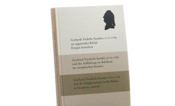 Izdots Gothardam Frīdriham Stenderam un apgaismībai Baltijā veltīts rakstu krājums