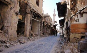 Krievija aicina pagarināt Sīrijas pamieru uz vēl 72 stundām