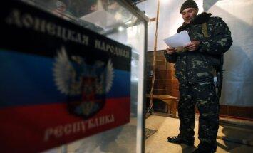 ЕС выступил против запланированных выборов в ЛНР и ДНР