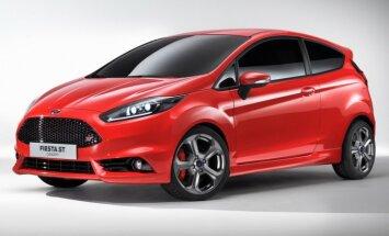 Sportiskā 'Ford Fiesta ST'