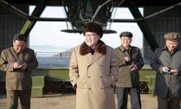 Pentagons: ASV spēj sevi aizsargāt pret Ziemeļkorejas raķešu uzbrukumu