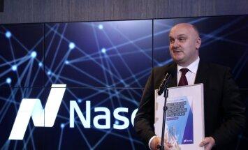 'Latvenergo' un 'Latvijas kuģniecība' saņem biržas gada balvu