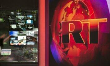 Ukraina 'melnajā sarakstā' iekļauj Krievijas mediju vadītājus