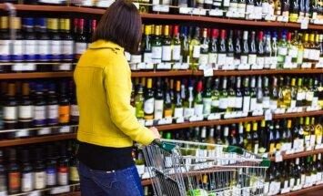 Infografika: uz Latviju pēc alkohola, liecina pētījums par pārrobežu tirdzniecību