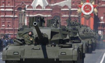 """У российского танка """"Армата"""" будет пушка со снарядом, прожигающим метр стали"""
