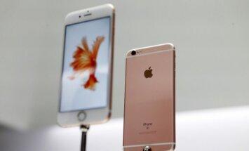 Jaunie 'iPhone' modeļi Latvijā būs pieejami no 9. oktobra