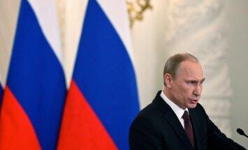 Putins: Sankcijām pret Krieviju būs bumeranga efekts