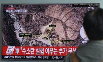 Ядерные испытания в КНДР подверглись критике во всем мире