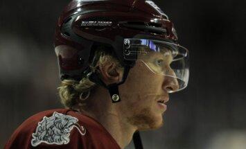 Arī Hosa piedalīsies KHL Zvaigžņu spēlē