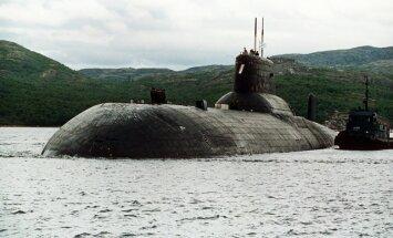 СМИ: Российская ядерная ракета упала в Баренцево море