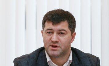 Ukrainas nodokļu dienesta priekšnieks kļuvis par aizdomās turamo korupcijas lietā