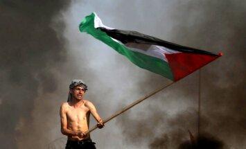 Izraēlas aviācija atkal bombardē Gazu