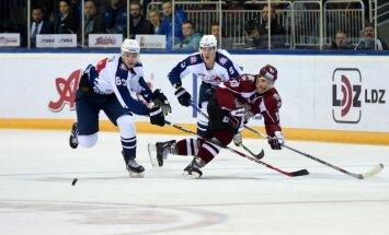 Rīgas 'Dinamo' - Ņižņijnovgorodas 'Torpedo'. Teksta tiešraide