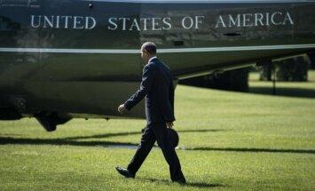 Federālo aģentūru slēgšana ASV izmaksā vismaz 300 miljonus dolāru dienā