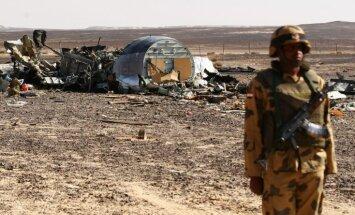 Египет: поисковая операция на месте крушения А321 завершена