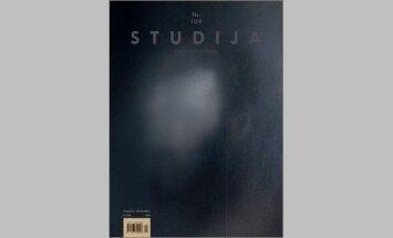 Iznācis vizuālo mākslu žurnāla 'Studija' jaunākais numurs