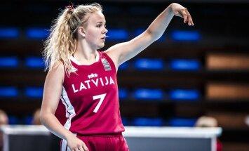 Latvijas U-19 basketbolistes Pasaules kausa ceturtdaļfinālā par devīto vietu uzvar Āfrikas čempiones