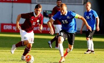 Латвийские футболисты защитили статус сильнейших в регионе, выиграв Кубок Балтии