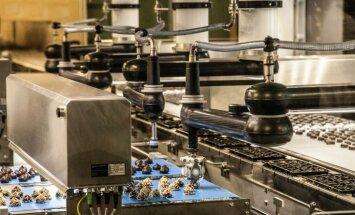 ФОТО: Норвежские владельцы запустили новое производство конфет на фабрике Laima