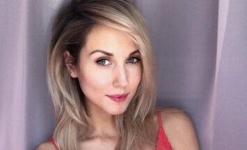 Adrenalīna medniece pie auto stūres: blogere Maija
