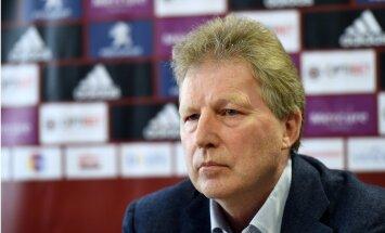 Раскрыта зарплата Старкова на посту главного тренера сборной Латвии