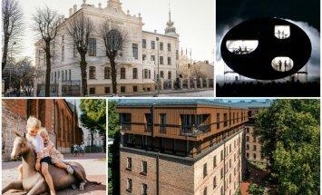 Foto: Par Latvijas Arhitektūras gada balvu 2018 cīnīsies deviņi darbi