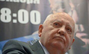 Krievija atsakās nodot Gorbačovam Lietuvas pavēsti ar aicinājumu liecināt