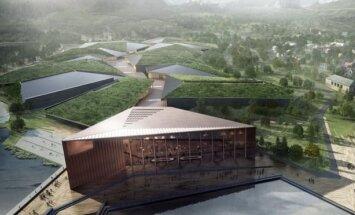 Aiz Ziemeļu polārā loka būvēs pasaulē lielāko datu centru