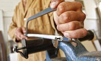 Apstrādes rūpniecībā pirmajā ceturksnī pieauguši produkcijas apjomi