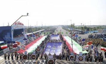 ASV ieviesusi sankcijas pret Irānas armijas pārstāvjiem