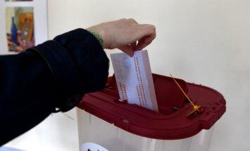 Iepriekš jau nobalsojuši vairāk nekā 5% balsstiesīgo; visaktīvākie balsotāji – Rīgā un Ērgļu novadā