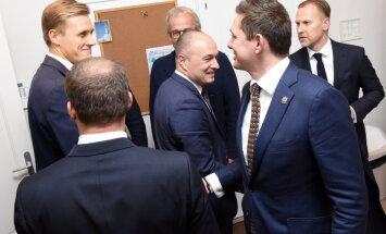 Arī 'KPV LV' un NA vieno kopīgs redzējums, pauž partiju līderi