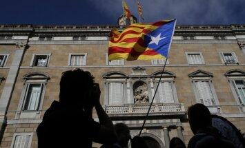 Кучинскис: вопрос о Каталонии нужно решать согласно законам Испании