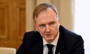 Pildegovičs atstās ĀM valsts sekretāra amatu